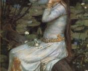 John William Waterhouse : Ophelia