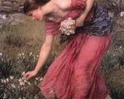 John William Waterhouse : Narcissus