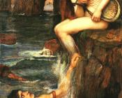 John William Waterhouse : The Siren